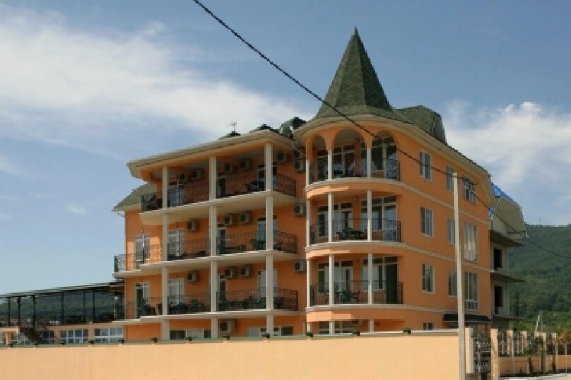Отель Райское местечко, долина реки Псезуапсе, - на 2 комнаты - Фотография 8