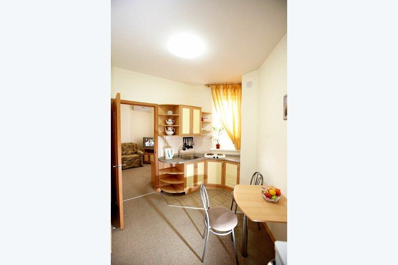 Однокомнатные апартаменты , 4-й Черноморский переулок, 2, Витязево - Фотография 1