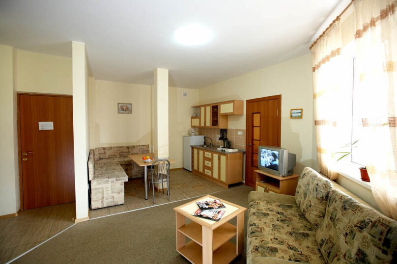 Отдельная комната, 4-й Черноморский переулок, 2, Витязево - Фотография 1