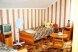 Номера с удобствами на этаже.:  Номер, Эконом, 3-местный (2 основных + 1 доп), 1-комнатный - Фотография 11