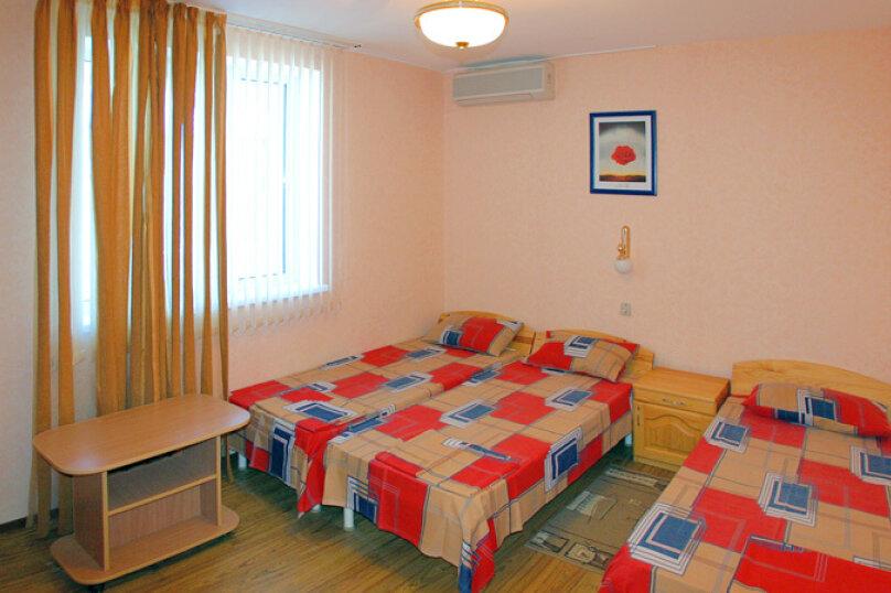 Трехместный 2 этаж, Серебряная улица, 3, Витязево - Фотография 1