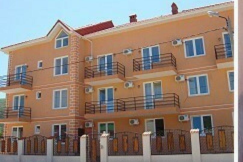 Гостевой дом Коралл, Каштановая улица, 15 на 20 комнат - Фотография 1