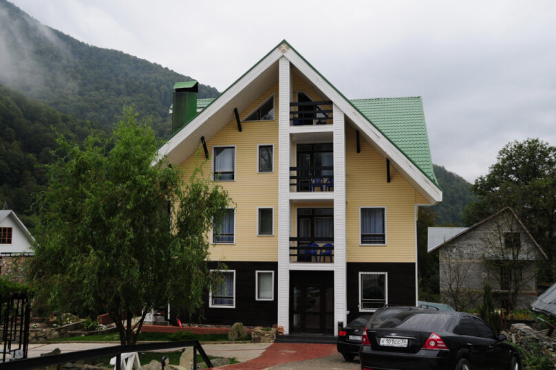 Мини-отель Беринг, Аибгинский переулок, 6 на 25 номеров - Фотография 2