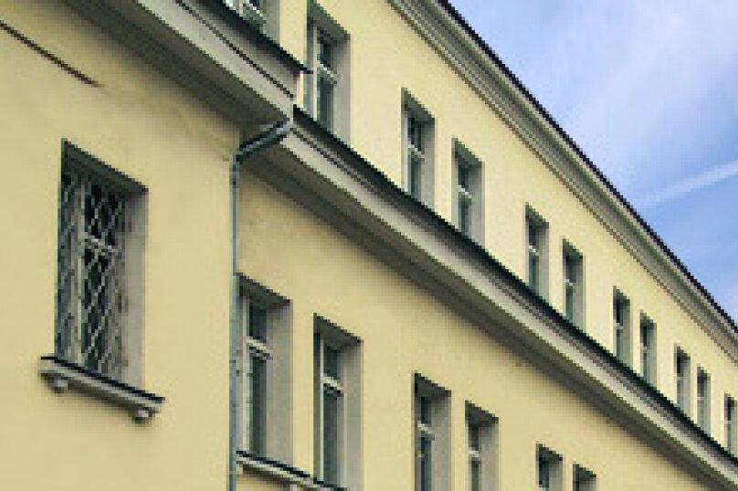 Гостиница Якорная, Судостроительная улица, 32к2 - Фотография 1