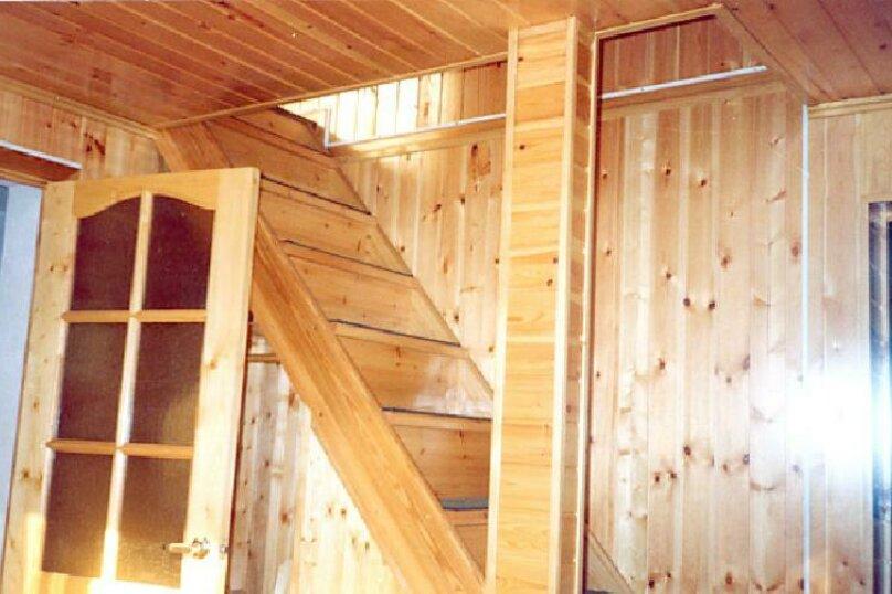 Благоустроенный бревенчатый дом, 57 кв.м. на 8 человек, Пограничная улица, 20, Геленджик - Фотография 27