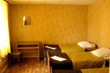 Трехместный эконом:  Номер, Эконом, 3-местный, 1-комнатный, База отдыха, Сосновка на 10 номеров - Фотография 3