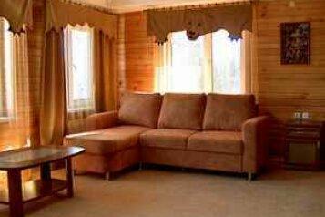 Люкс с зимним садом:  Номер, Люкс, 2-местный, 1-комнатный, Мини-гостиница, пос. Шерегеш, гора Зелёная на 16 номеров - Фотография 3