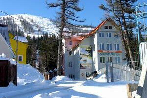 Мини-гостиница, пос. Шерегеш, гора Зелёная на 16 номеров - Фотография 1