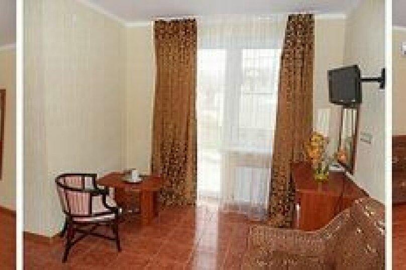 1 комнатный 2-х местный с балконом, Каштановая улица, 15, Кабардинка - Фотография 3