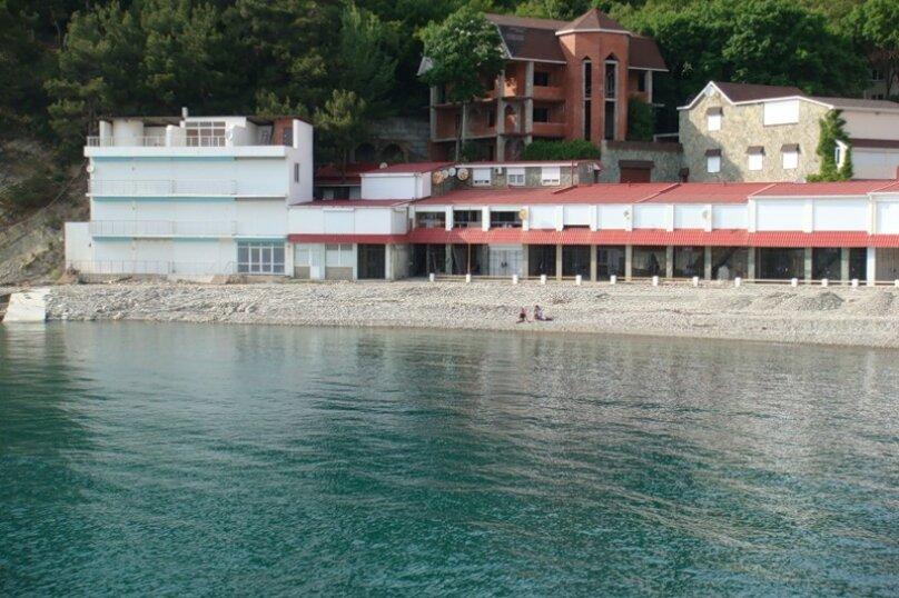 Дача на море под ключ, 80 кв.м. на 6 человек, 2 спальни, садоводство Морская гавань, 54, Джанхот - Фотография 2