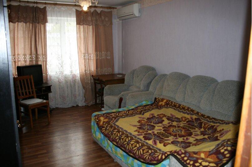 2-комн. квартира, 60 кв.м. на 6 человек, улица Протапова, 60, Анапа - Фотография 6