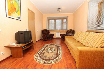 1-комн. квартира, 34 кв.м. на 3 человека, улица Либкнехта, Челябинск - Фотография 1