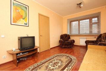 1-комн. квартира, 34 кв.м. на 3 человека, улица Либкнехта, Челябинск - Фотография 4
