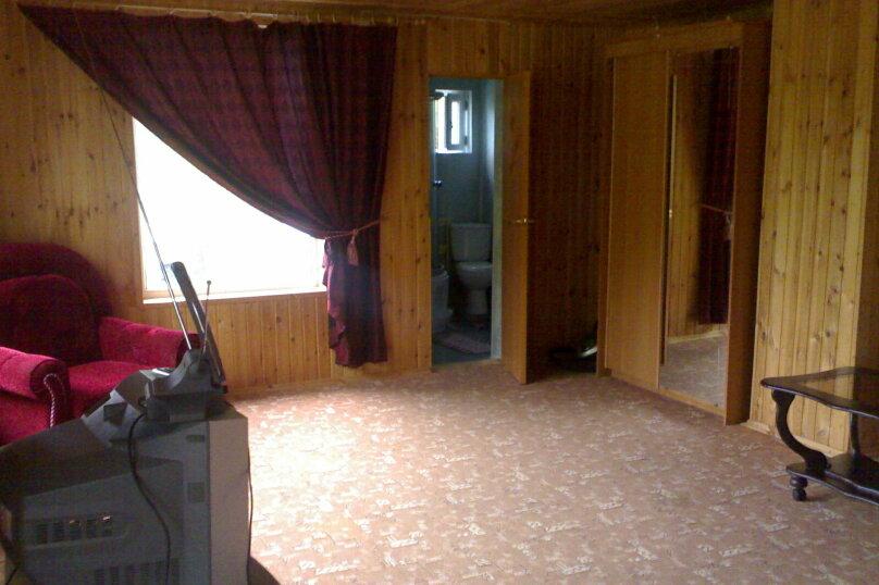 Коттедж под ключ в горах на 6 человек, 2 спальни, село Алексеевское, Кронштадтский переулок, 6, Лазаревское - Фотография 21