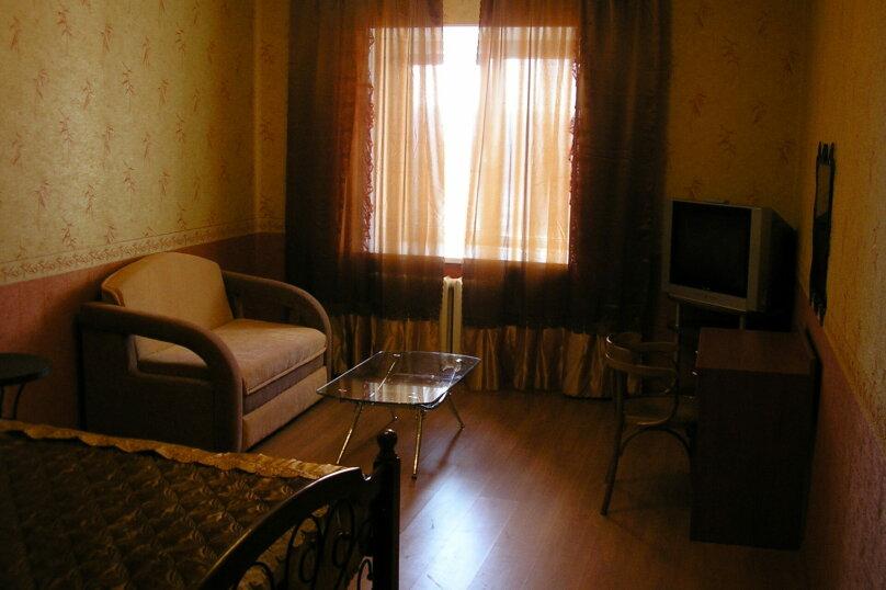1-комн. квартира, 64 кв.м. на 3 человека, Гостенская улица, 2А, Белгород - Фотография 5