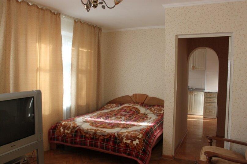 1-комн. квартира, 37 кв.м. на 5 человек, Крымская улица, 186, Анапа - Фотография 1