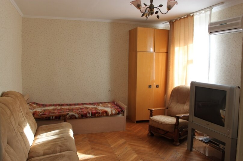1-комн. квартира, 37 кв.м. на 5 человек, Крымская улица, 186, Анапа - Фотография 3