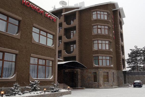 Гостиничный комплекс Тау-Таш, Горнолыжная улица, 33 на 40 номеров - Фотография 1