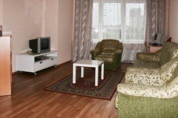2-комн. квартира на 5 человек, улица Радищева, 33, Ленинский район, Екатеринбург - Фотография 2