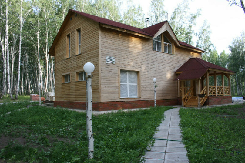 VIP, 20 км от п.Бурмистрово, 1, Новосибирск - Фотография 2