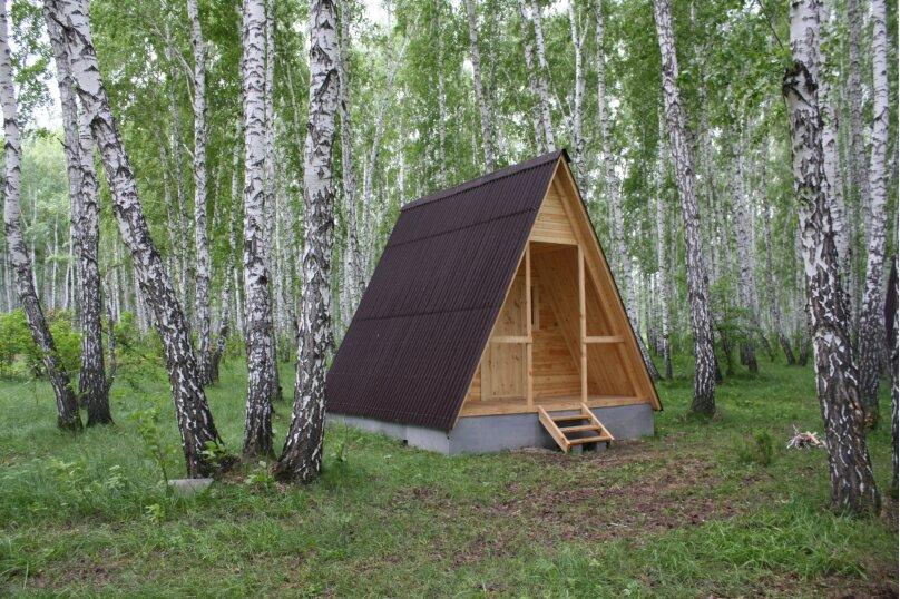 2-х местный летний домик, 20 км от п.Бурмистрово, 1, Новосибирск - Фотография 2