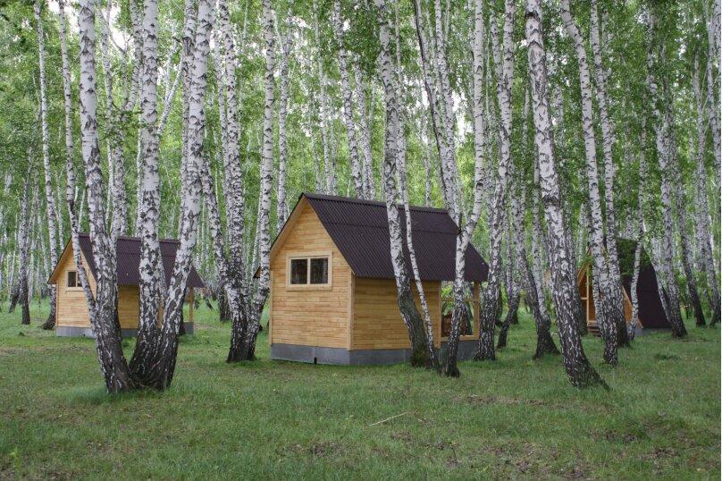 2-х местный летний домик, 20 км от п.Бурмистрово, 1, Новосибирск - Фотография 3