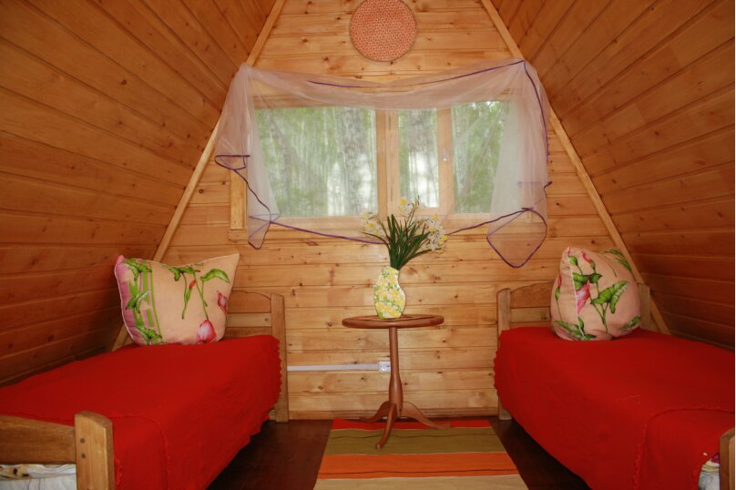 2-х местный летний домик, 20 км от п.Бурмистрово, 1, Новосибирск - Фотография 4
