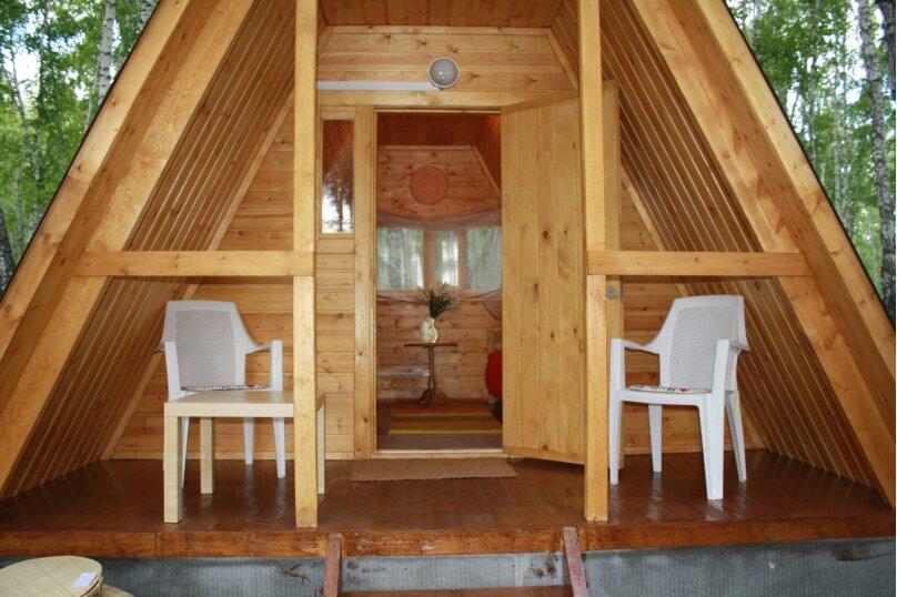 2-х местный летний домик, 20 км от п.Бурмистрово, 1, Новосибирск - Фотография 1
