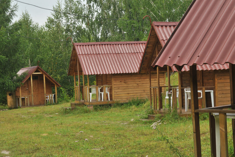 Кемпинг (летний домик), деревня, Абрашино, Новосибирск - Фотография 2