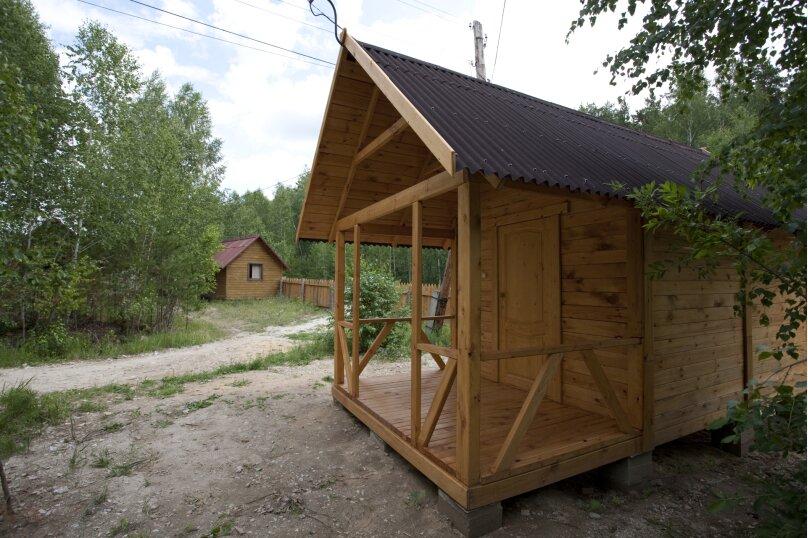 Кемпинг (летний домик), деревня, Абрашино, Новосибирск - Фотография 3