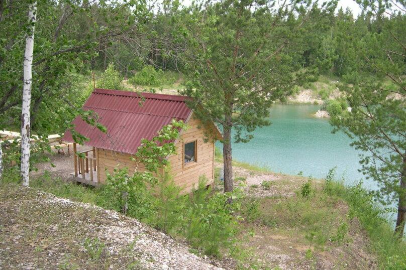 Кемпинг (летний домик), деревня, Абрашино, Новосибирск - Фотография 4