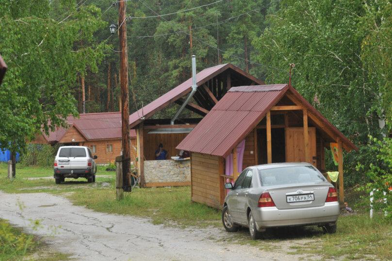 Кемпинг (летний домик), деревня, Абрашино, Новосибирск - Фотография 5