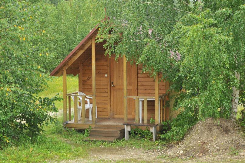 Кемпинг (летний домик), деревня, Абрашино, Новосибирск - Фотография 1