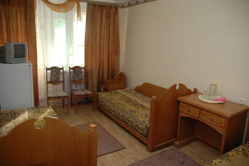 1- комнатный, 3-х местный, база отдыха, 1, Приморско-Ахтарск - Фотография 1