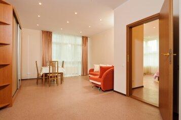 Номер:  Номер, Люкс, 4-местный, 2-комнатный, Мини-отель, Белорусская улица, 3 на 10 номеров - Фотография 3
