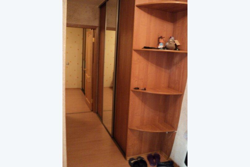 2-комн. квартира, 58 кв.м. на 5 человек, проспект Ленина, 81, Волгоград - Фотография 4