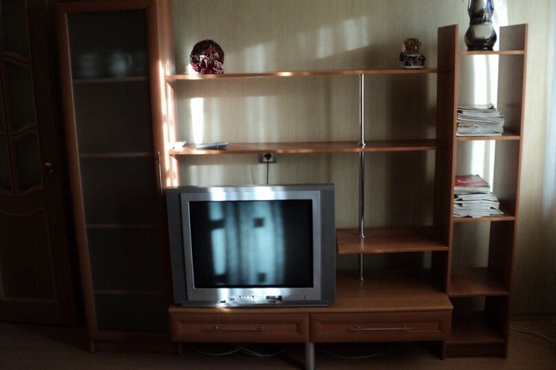 2-комн. квартира, 58 кв.м. на 5 человек, проспект Ленина, 81, Волгоград - Фотография 5