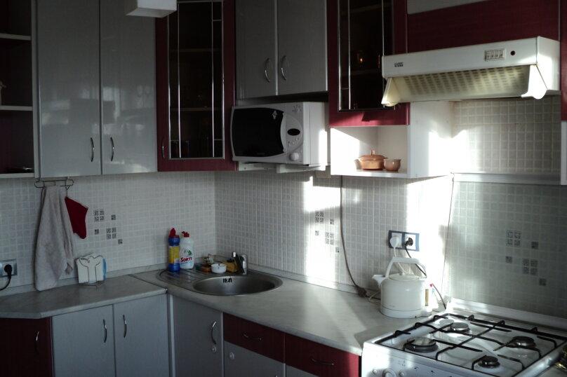 2-комн. квартира, 58 кв.м. на 5 человек, проспект Ленина, 81, Волгоград - Фотография 6