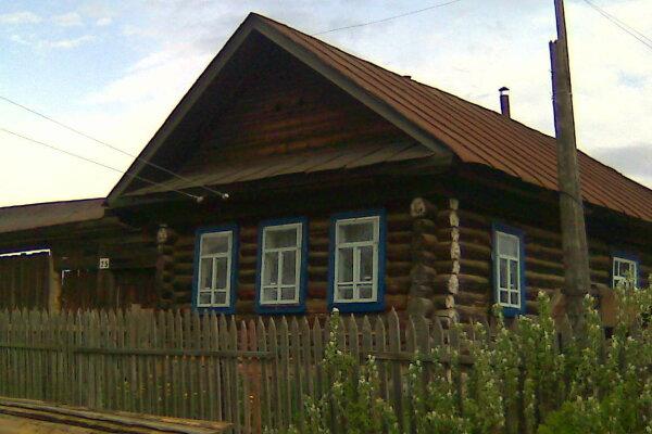 Домик в деревне, 30 кв.м. на 3 человека, 1 спальня, Октябрьская улица, 25 а, Михайловск - Фотография 1