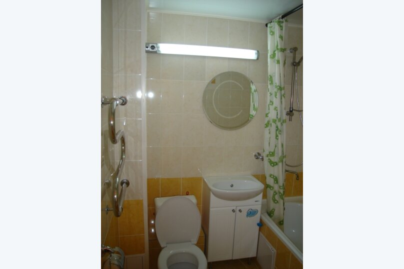 1-комн. квартира, 30 кв.м. на 4 человека, Олимпийская , 79, Кировск - Фотография 2