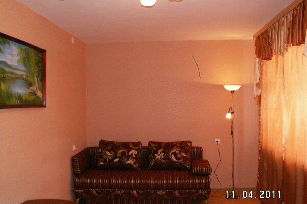 2-комн. квартира, 54 кв.м. на 4 человека, улица Белгородского Полка, 49, Восточный округ, Белгород - Фотография 1