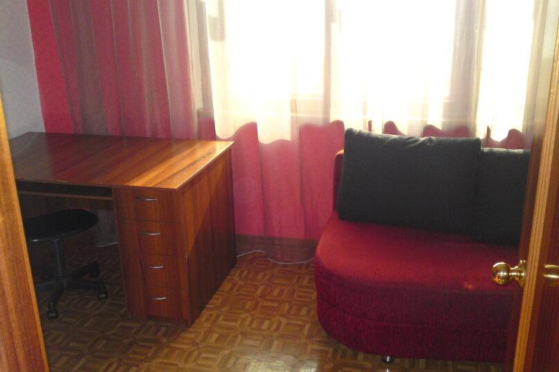 2-комн. квартира, 54 кв.м. на 2 человека, Взлётная улица, 2, Красноярск - Фотография 10