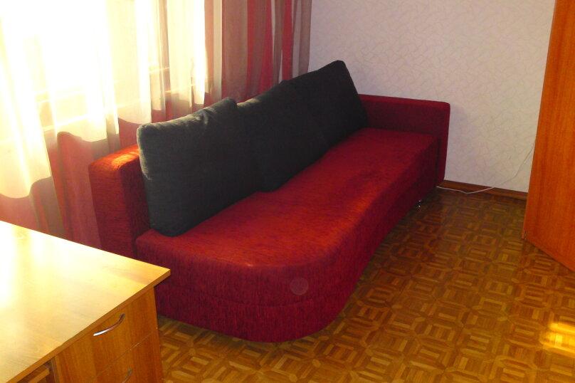 2-комн. квартира, 54 кв.м. на 2 человека, Взлётная улица, 2, Красноярск - Фотография 11
