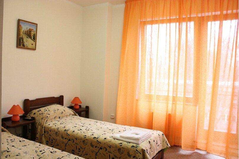 Двухместный номер с раздельными кроватями, Коммунистическая улица, 4А, Калининград - Фотография 1