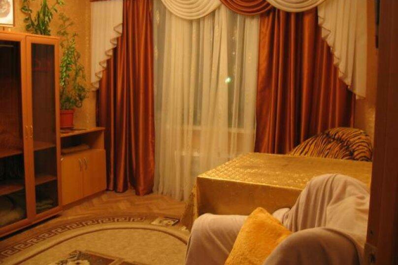 1-комн. квартира на 5 человек, улица Рихарда Зорге, 89, метро Проспект Победы, Казань - Фотография 2