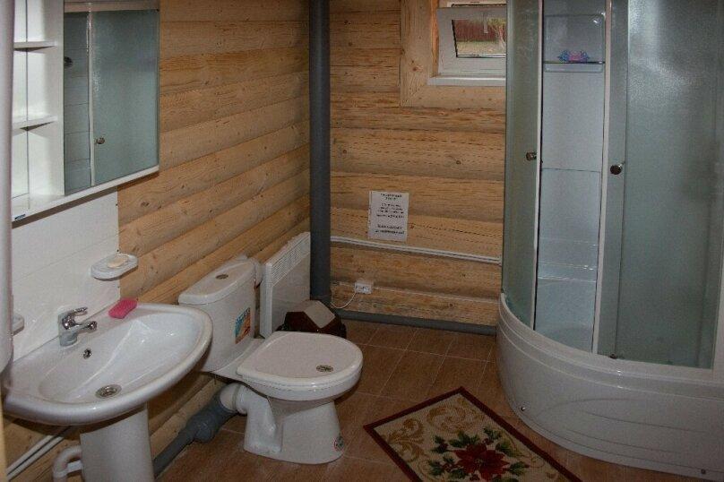 Отдельная комната,  озеро Селигер, База Заполек, Осташков - Фотография 5