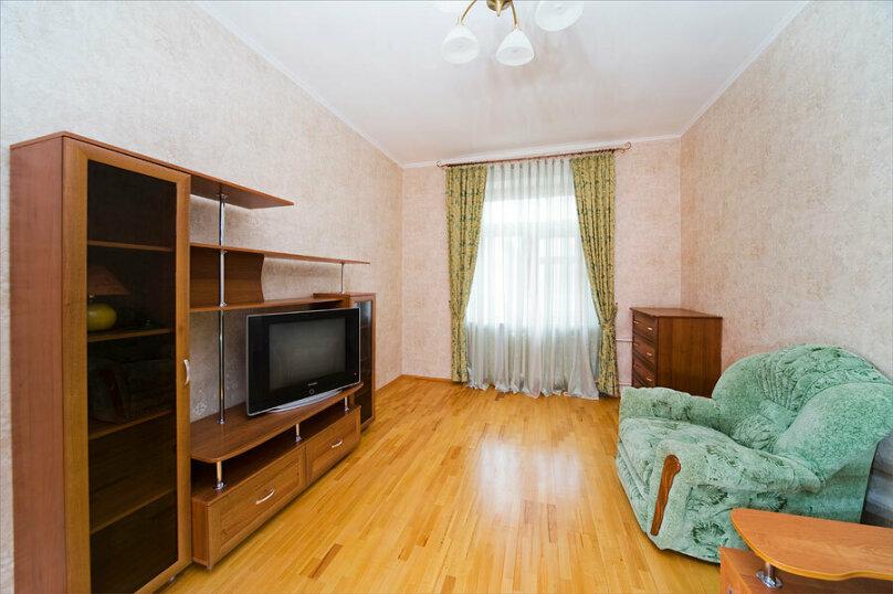 2-комн. квартира, 60 кв.м. на 4 человека, улица Николая Руднева, 56Б, Тула - Фотография 2