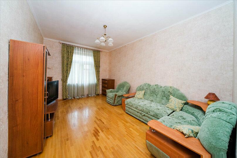 2-комн. квартира, 60 кв.м. на 4 человека, улица Николая Руднева, 56Б, Тула - Фотография 3