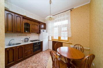2-комн. квартира, 60 кв.м. на 4 человека, улица Николая Руднева, Тула - Фотография 4