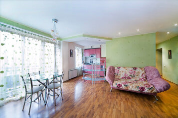 2-комн. квартира, 57 кв.м. на 4 человека, улица Мориса Тореза, Тула - Фотография 2